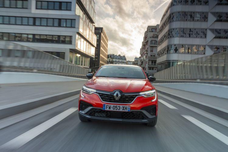 Renault Arkana 2021 Fotos 47