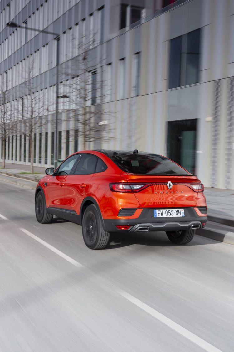 Renault Arkana 2021 Fotos 58