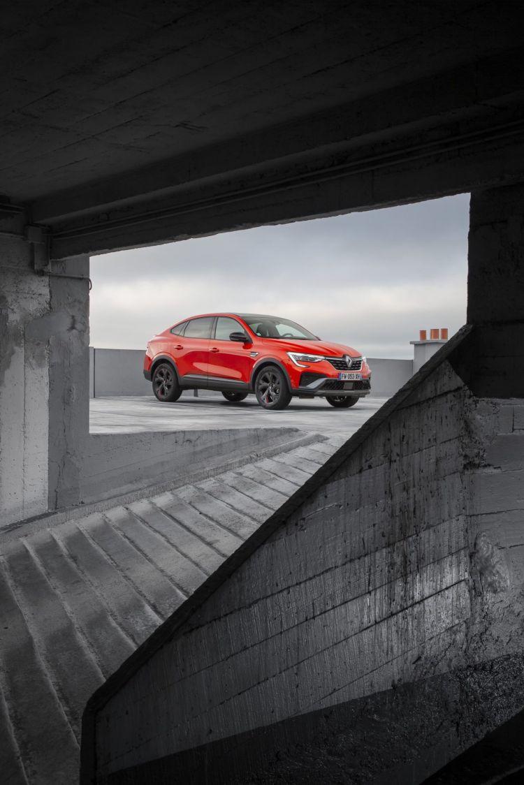 Renault Arkana 2021 Fotos 63