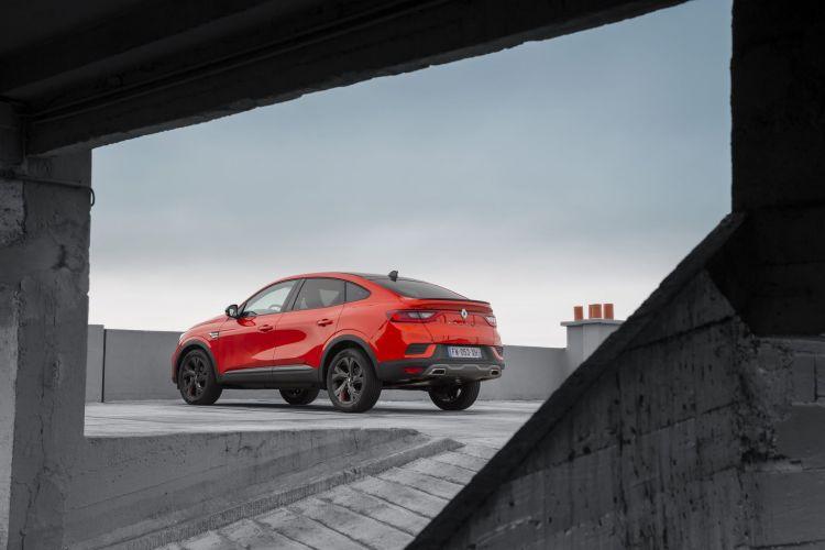 Renault Arkana 2021 Fotos 69