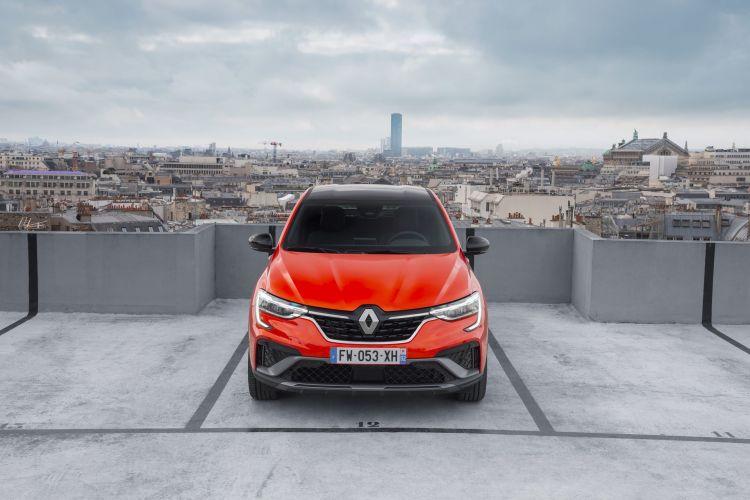 Renault Arkana 2021 Fotos 72