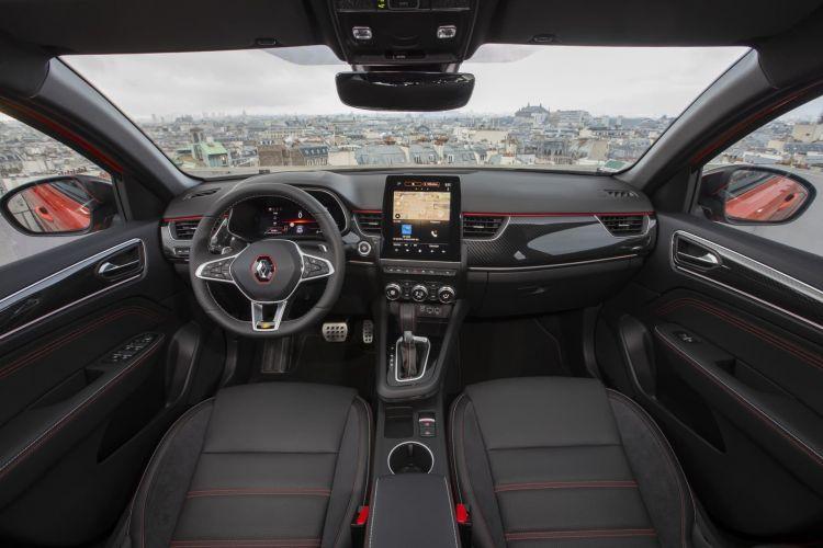 Renault Arkana Tce 160 Precio 05 Interior