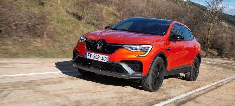 Renault Arkana Tce 160 Precio Portada