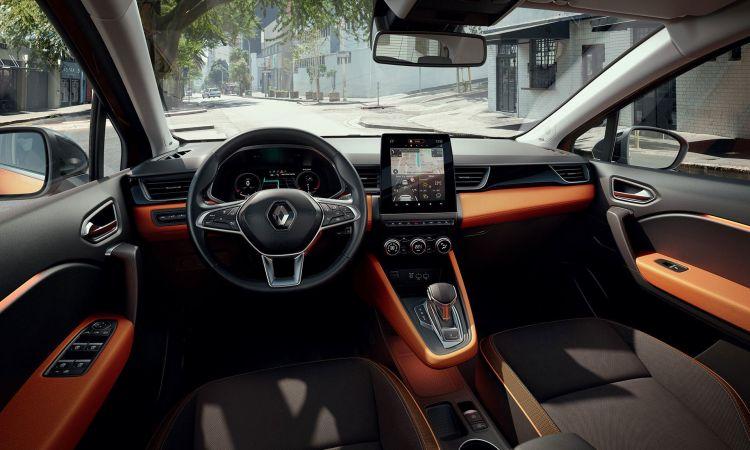 Renault Captur 2019 Interior 04