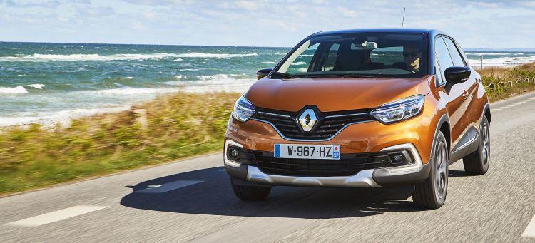 Renault Captur Antiguo Oferta 2019