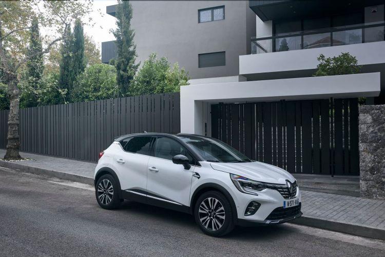 Renault Captur Blanco Exterior 00009