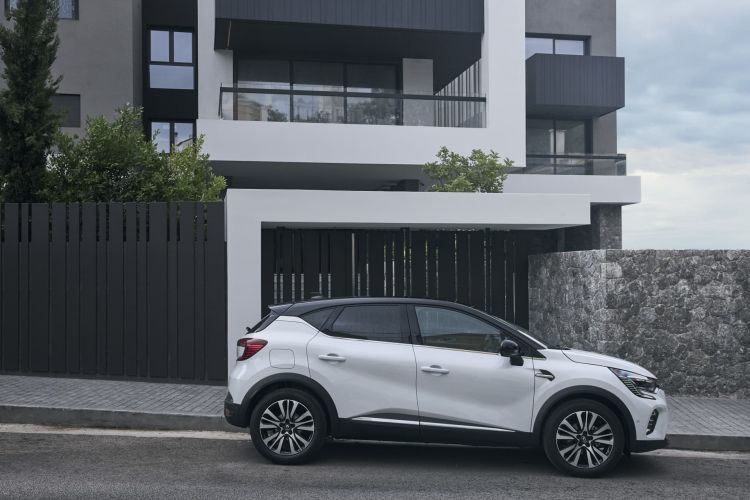 Renault Captur Blanco Exterior 00010