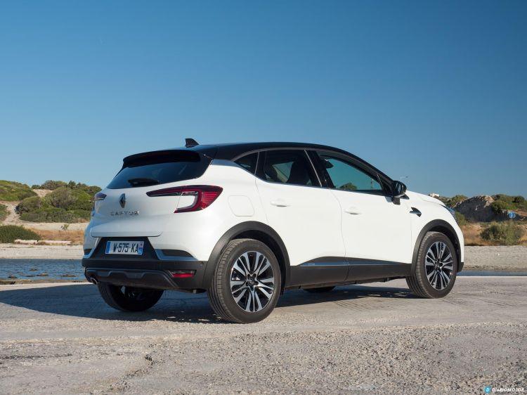 Renault Captur Blanco Exterior 00003