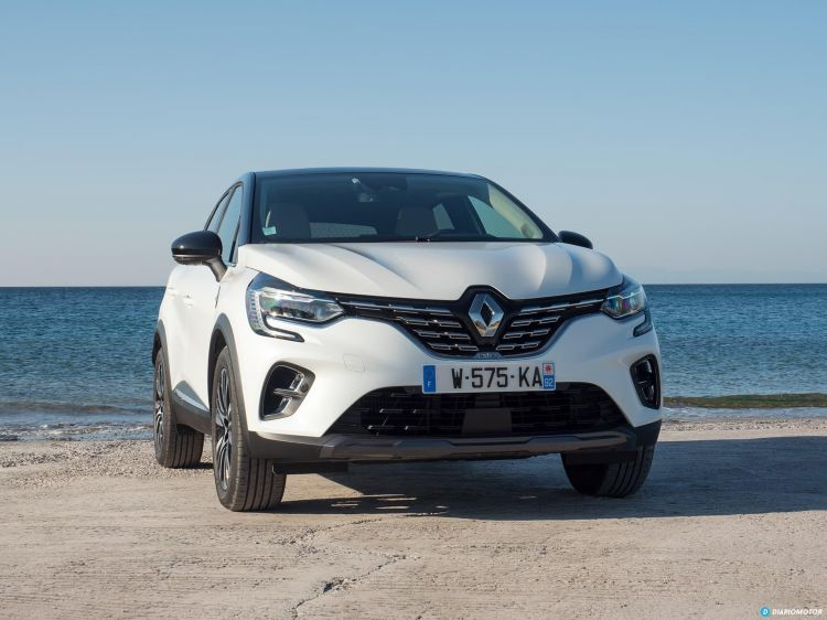 Renault Captur Blanco Exterior  00006