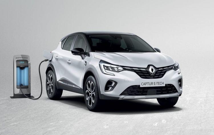 Renault Captur E Tech 0120 01014
