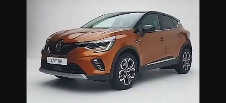Renault Captur Foto Filtrada 2019