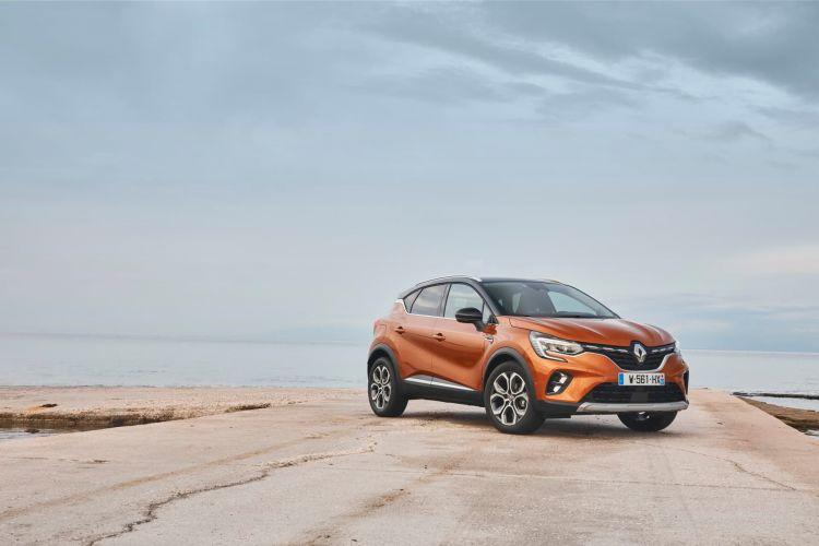 Renault Captur Naranja Exterior 00006