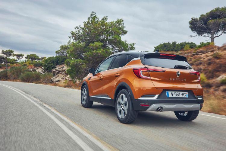 Renault Captur Naranja Exterior Dinamica 00009