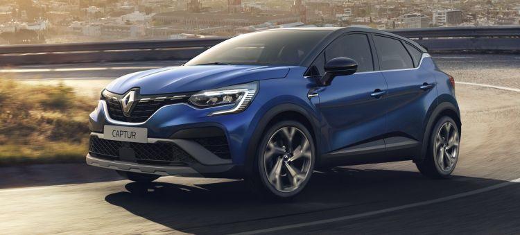 Renault Captur Rs Line 2021 P