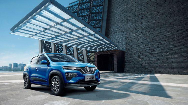 Renault City K Ze 2019 Electrico 11