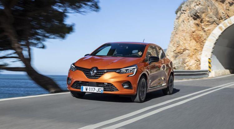 Renault Clio 2020 Prueba 0619 003