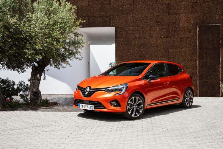 Renault Clio 2020 Prueba 0619 013