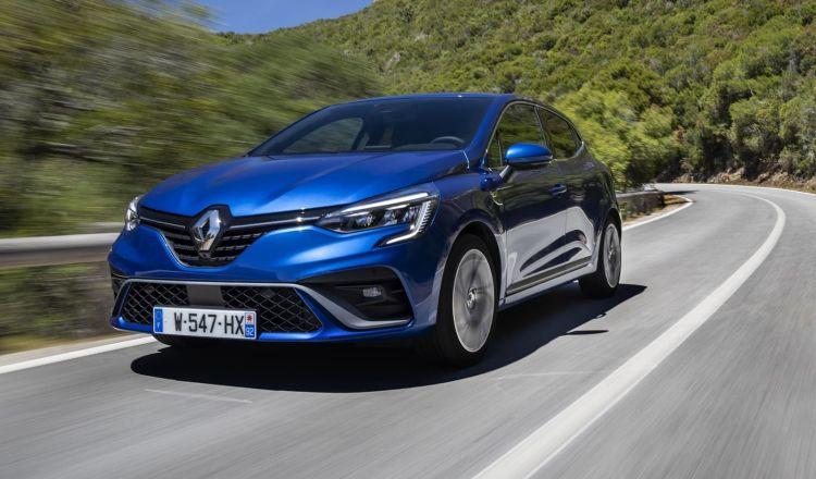 Renault Clio 2020 Prueba 0619 023