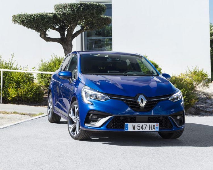 Renault Clio 2020 Prueba 0619 032