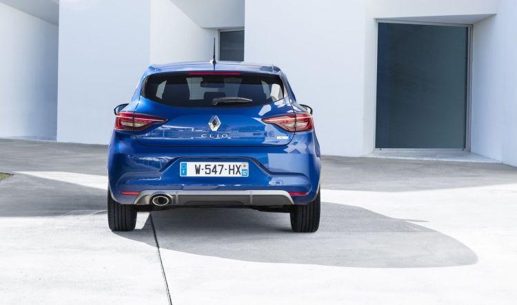 Renault Clio 2020 Prueba 0619 038