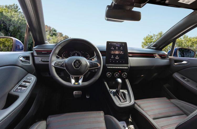 Renault Clio 2020 Prueba 0619 041