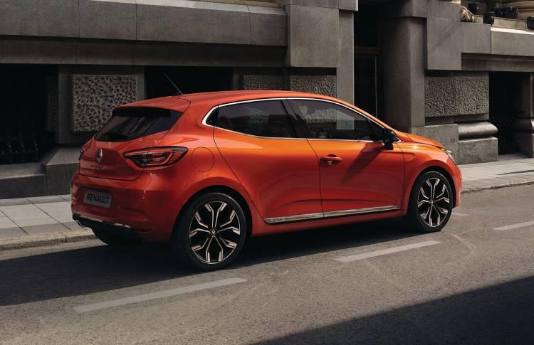 Renault Clio E Tech Hibrido 2020 02