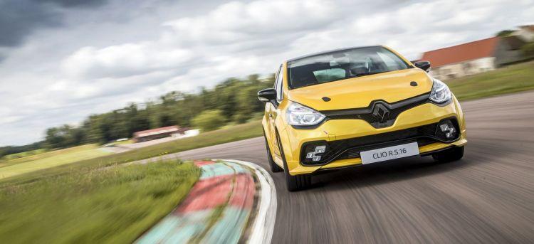 Renault Clio Rs 16 Historia P