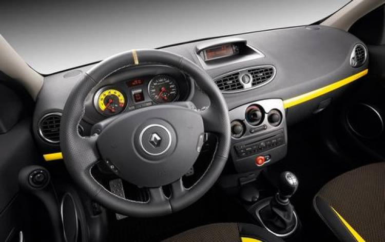 Renault Clio RS 2009