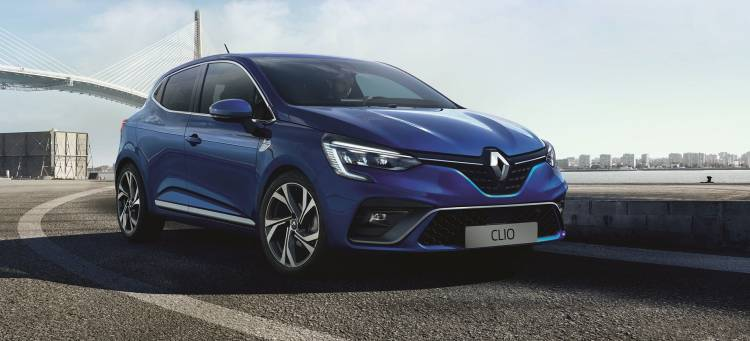 Renault Clio Rs Line 2019 Frontal Exterior 05