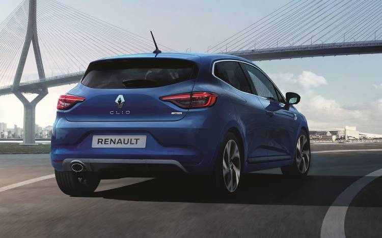 el renault clio 2019 estrena l nea deportiva r s line pero en qu consiste diariomotor. Black Bedroom Furniture Sets. Home Design Ideas