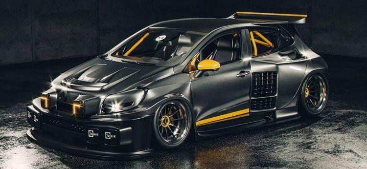 Renault Clio Turbo 2
