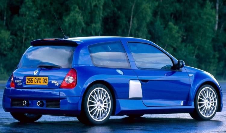 Renault Clio V6 Porsche 1018 002
