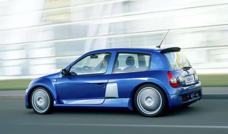 Renault Clio V6 Porsche 1018 006