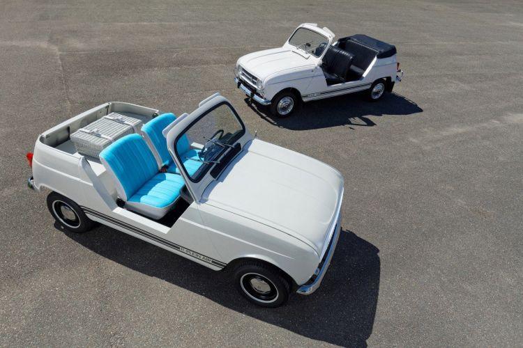 Renault Coche Electrico Clasico Dm 1