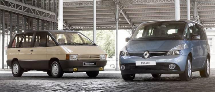 El remplazo del Renault Espace podría presentarse de manera conceptual en Frankfurt