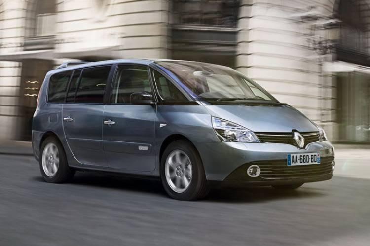 Renault confirma la renovación del Laguna, el Espace y el Scénic