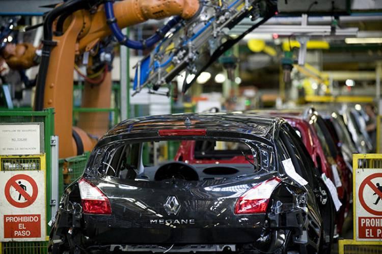 Fábrica de Renault en España