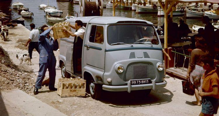 Renault Estafette 1959 Puerto