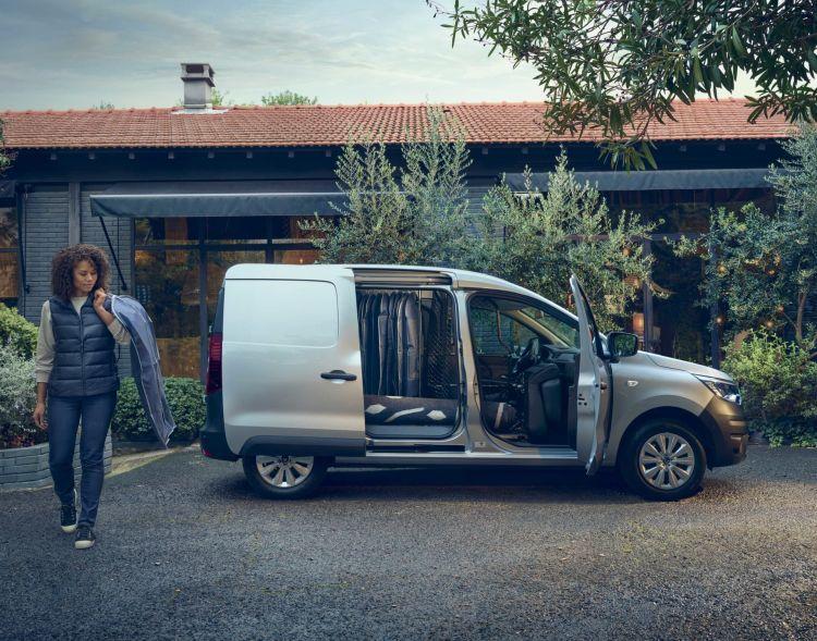Renault Express 2021 Gris 018