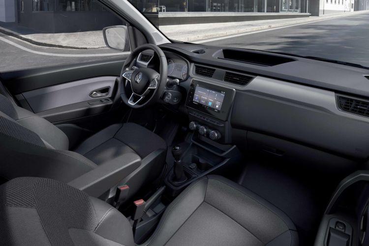 Renault Express 2021 Gris Interior 4