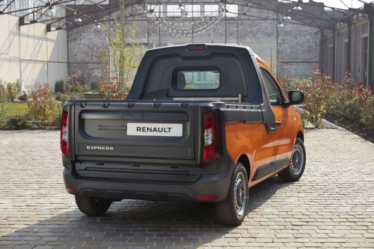Renault Express Van (fjk)