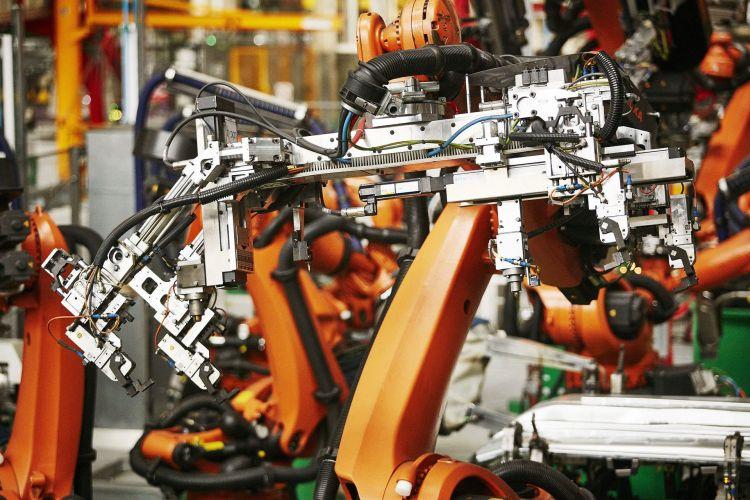 Renault Fabrica Palencia Robot