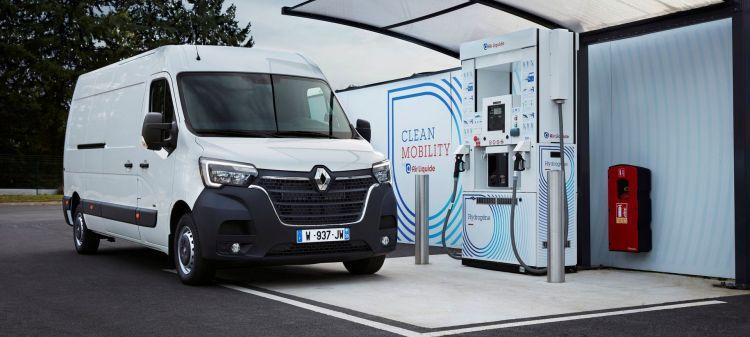 2019 Véhicules Utilitaires Z.e. 33 H2 Hydrogen