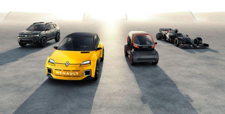 Renault Futuro 5 Dacia Bigster