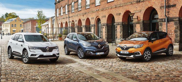 Renault Gama Suv 2021 2024 Espana