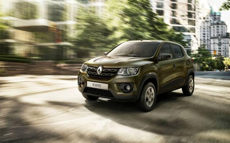Renault K Ze Kwid 2