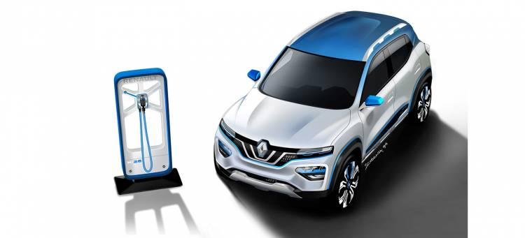 Renault K Ze Kwid