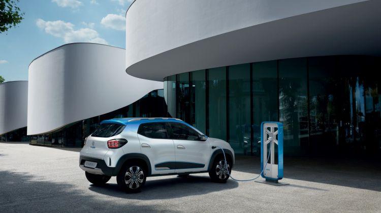 Renault K Ze Suv Electrico 2
