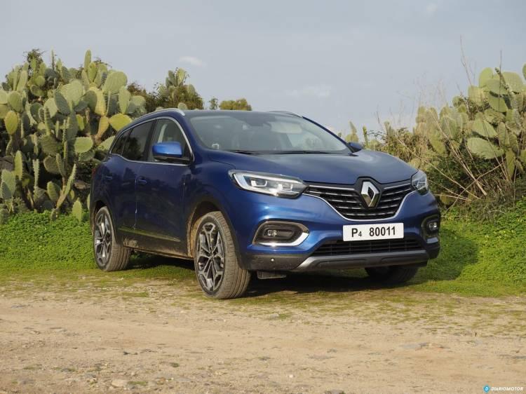 Renault Kadjar 2019 Exterior 00012