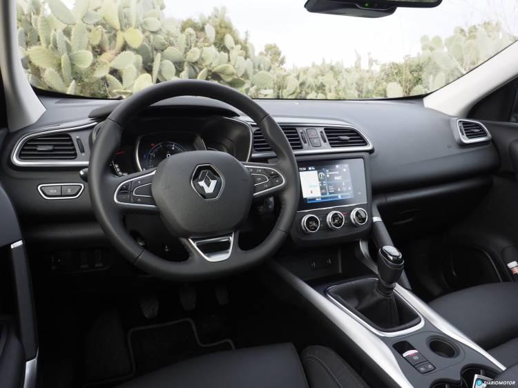 Renault Kadjar 2019 Interior 00007